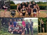 Beachliga und Ausflug der TURA Volleyballerinnen