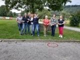 Enslinger Landfrauen haben Spaß am Boulen